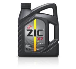 ZIC X7 LS. Вязкость 10W-30, синтетическое