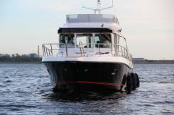 Nord Star Patrol. Год: 2011 год, длина 12,98м., двигатель стационарный, 740,00л.с., дизель