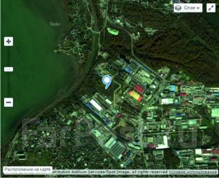 Земельный участок 5 Га в промзоне на Весенней. Жд тупик. 50 000 кв.м., собственность, от агентства недвижимости (посредник)