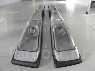 Рейлинг. Nissan X-Trail, DNT31, NT31, T31, T31R, TNT31 Двигатели: M9R, MR20DE, QR25DE