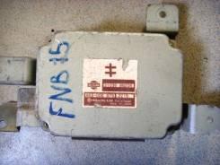 Блок управления автоматом. Nissan Sunny, FNB15 Двигатель QG15DE