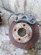 Диск тормозной. Nissan Expert Двигатель YD22DD