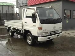 Toyota Dyna. бортовой, рама LY151, двигатель 3L, 4WD под птс., 2 800 куб. см., 1 500 кг. Под заказ