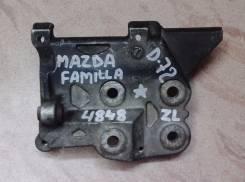 Крепление компрессора кондиционера. Mazda Laser Lidea, BJ3PF, BJ5PF, BJ8WF, BJEPF, BJ5WF Mazda Familia, BJ5P, YR46U15, BJFW, ZR16U65, ZR16U85, ZR16UX5...