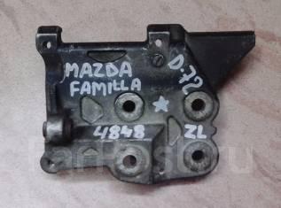 Крепление компрессора кондиционера. Mazda Familia, BJ8W, BJEP, BJ5W, BJFW, BJ5P, BJFP, YR46U35, YR46U15, ZR16UX5, ZR16U85, ZR16U65, BJ3P Двигатели: FS...