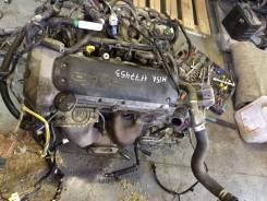 Двигатель. Suzuki SX4, YA11S