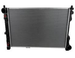 Радиатор охлаждения двигателя. Mercedes-Benz W203 Mercedes-Benz C-Class, W203