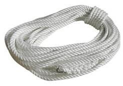 Трос 3-прядный для комбинированных лебедок, 12 мм