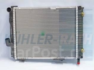 Радиатор охлаждения двигателя. Mercedes-Benz E-Class, W124