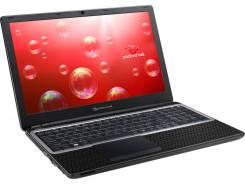 """Packard Bell EasyNote TE69CX-21174G50Mnsk. 15.6"""", 1,8ГГц, ОЗУ 4096 Мб, диск 500 Гб, WiFi, Bluetooth, аккумулятор на 3 ч."""