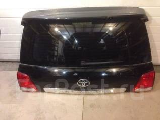 Дверь багажника. Toyota Land Cruiser, J200, URJ202, URJ202W, VDJ200 Двигатели: 1URFE, 1VDFTV, 3URFE