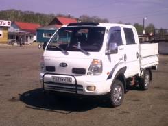 Kia Bongo III. Продается грузовик кио бонго 3, 2 900 куб. см., 1 000 кг.