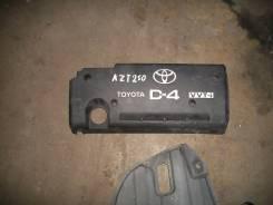 Крышка двигателя. Toyota Avensis, AZT250, AZT250L, AZT250W