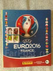 Продам журнал для наклеек Panini Euro 2016