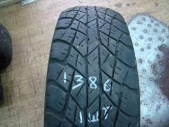Dunlop Grandtrek AT2. Всесезонные, износ: 20%, 1 шт