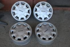 Nissan. 6.5x16, 5x114.30, ET40, ЦО 65,0мм.