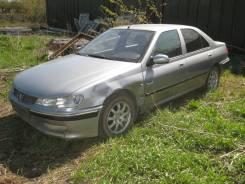 Знак аварийной остановки Peugeot 406