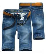 Шорты джинсовые. 40, 42, 44, 46, 48, 50, 52, 54, 56, 58, 60, 62, 64, 66, 68, 70