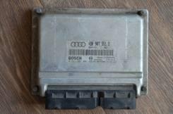 Блок управления двс. Audi A6, C5, 4B2,, 4B4,, 4B2, 4B4 Двигатель AZA