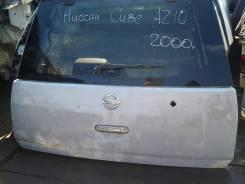 Стекло заднее. Nissan Cube, AZ10