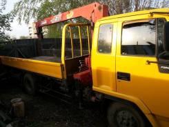 Isuzu Forward. Продам грузовик с манипулятором, 7 127 куб. см., 6 600 кг.