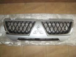 Решетка радиатора. Mitsubishi Montero Sport, K90 Mitsubishi Pajero Sport, K90 Mitsubishi Challenger, K99W, K96W, K97WG, K94W, K94WG Двигатели: 6G72, 6...