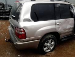 Руль. Toyota Land Cruiser, HDJ100 Двигатели: 2UZFE, 1HDFTE
