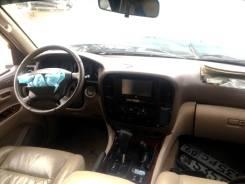 Селектор кпп. Toyota Land Cruiser, HDJ100 Двигатели: 2UZFE, 1HDFTE