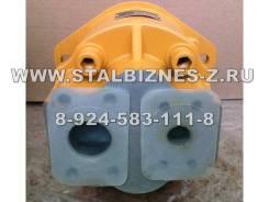 Насос механической трансмиссии. Shantui SD22