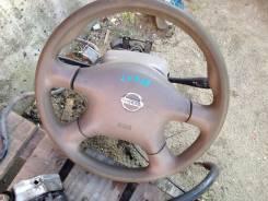 Руль. Nissan Sunny, B15, FNB15, QB15, SB15, JB15, FB15