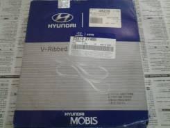 Ремень. Kia Carens Kia Sportage Hyundai ix35 Hyundai Santa Fe Hyundai Grandeur Hyundai Tucson