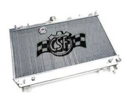 Радиатор охлаждения двигателя. Honda S2000