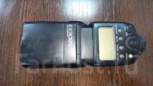 Продам вспышку canon speedlight 580ex II