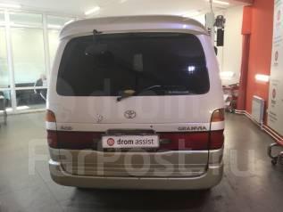Дверь багажника. Toyota Granvia, KCH16W, KCH16 Двигатель 1KZTE