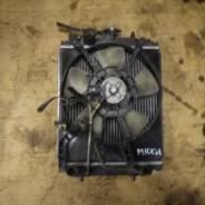 Радиатор охлаждения двигателя. Toyota Duet, M100A Двигатель EJDE