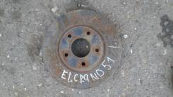 Диск тормозной. Nissan Elgrand, ME51, E51, MNE51, NE51 Двигатели: VQ25DE, VQ35DE