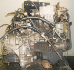 Двигатель Subaru EN07 - 234477 CVT FF