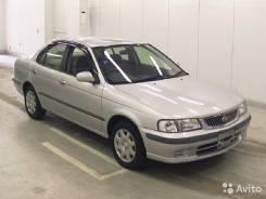 Nissan Sunny. FNB15, QG15DE