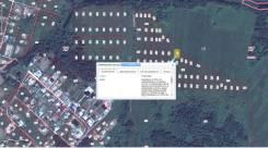 Участок, с. Виноградовка ИЖС. 1 000кв.м., собственность, электричество