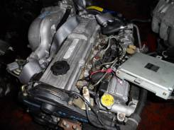 Двигатель. Mazda Familia, BJEP Двигатель RF