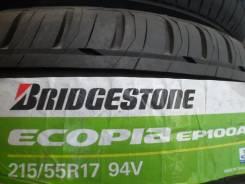 Bridgestone Ecopia EP100A. Летние, без износа, 4 шт