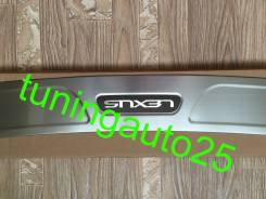 Накладка на бампер. Lexus RX300 Lexus RX300 / 330 / 350 Lexus RX300/330/350. Под заказ