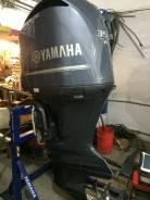 Yamaha. 350,00л.с., 4х тактный, бензин, нога X (635 мм), Год: 2008 год