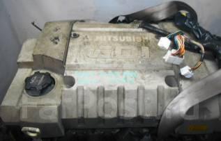 Двигатель в сборе. Mitsubishi: RVR, Legnum, Chariot, Galant, Aspire, Chariot Grandis Двигатель 4G64