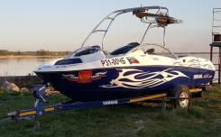 Yamaha. Год: 2003 год, длина 5,00м., двигатель стационарный, 270,00л.с., бензин