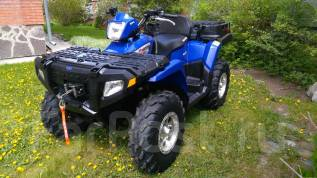 Polaris Sportsman X2 500. ��������, ���� ���, � ��������