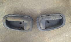 Ручка открывания багажника. Toyota Corolla, AE100 Toyota Sprinter, AE100
