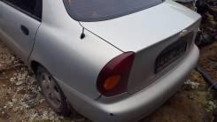 Крышка багажника. Chevrolet Lanos ЗАЗ Шанс Двигатели: L13, L43, L44, LV8, LX6