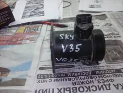 Датчик расхода воздуха. Nissan Skyline Двигатель VQ25DD