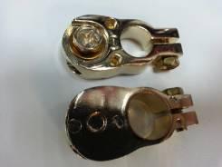Клеммы (LGB-38) золотистый цвет (2 шт)
